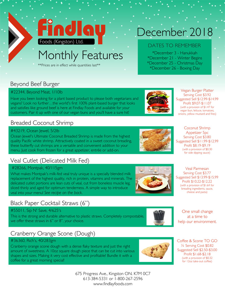 December Monthly Feature 1