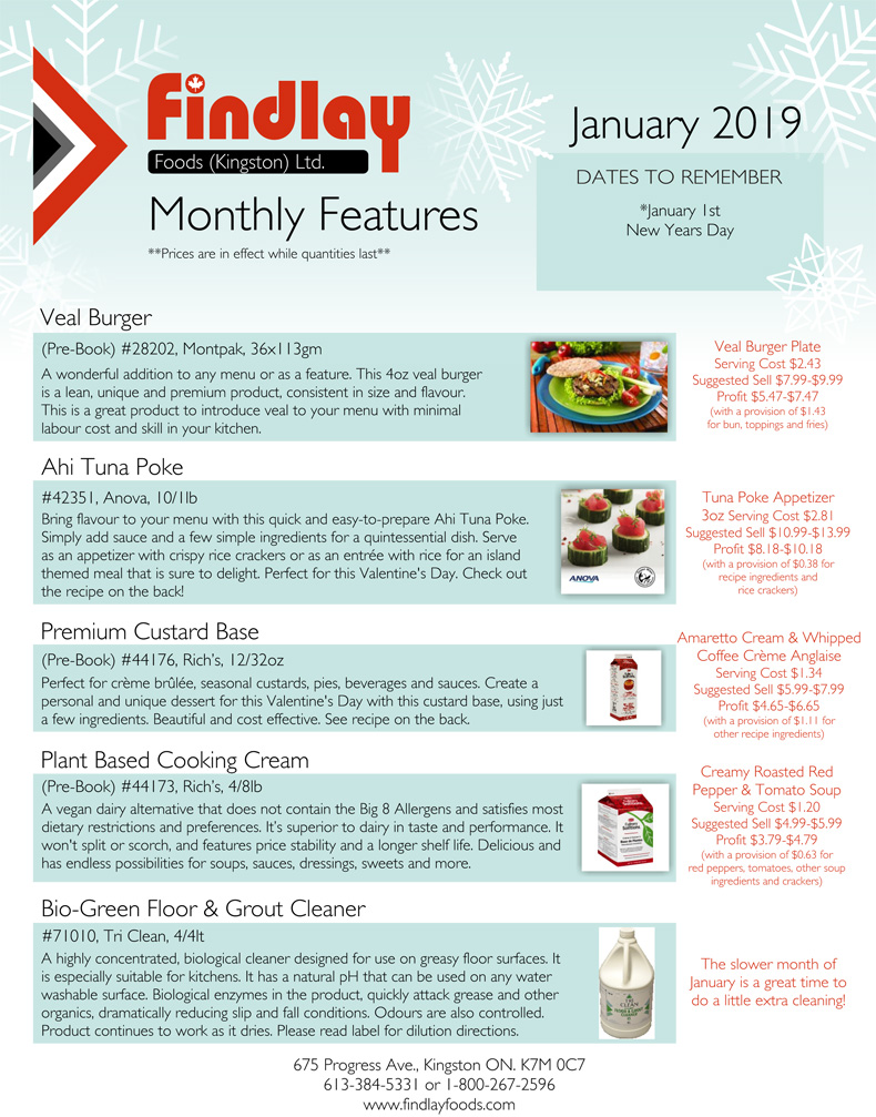 January Monthly Feature 1