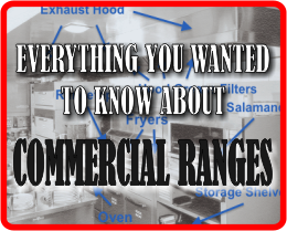 commercial ranges panel