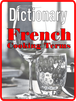 frech-cooking-terms