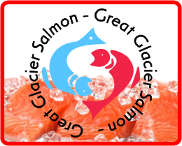 Great Glacier Salmon Featured Vendor