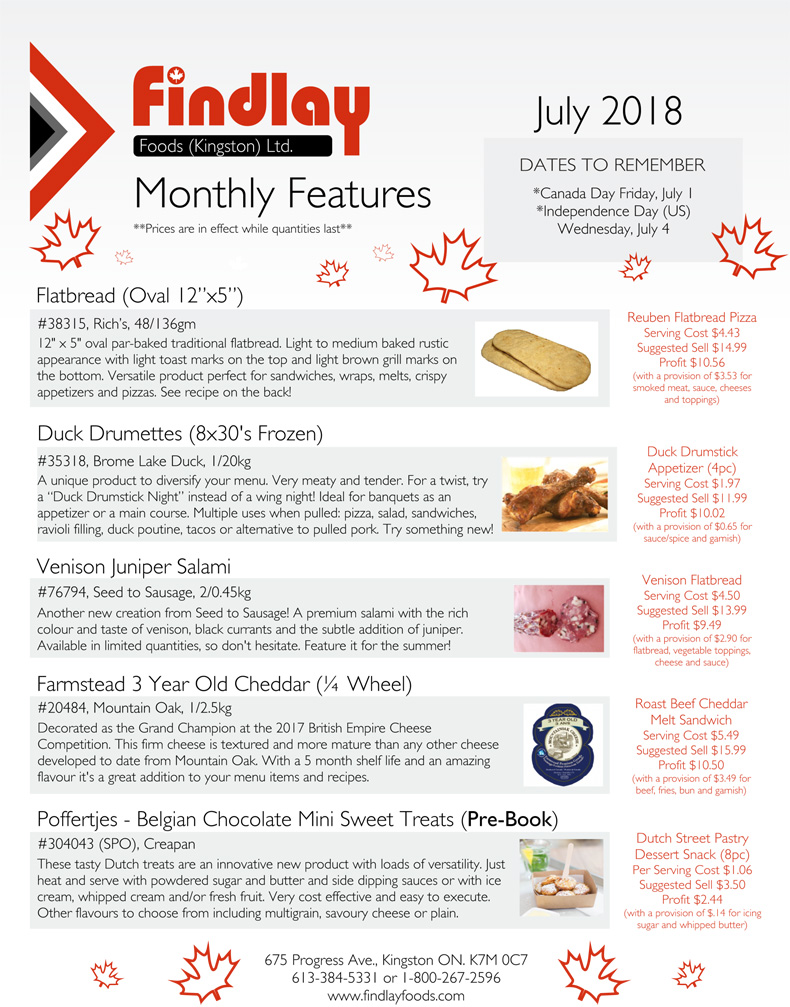 monthly feature july 2018 1