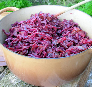 red-cabbage-pears-apple