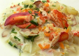 lobster-corn-chowder