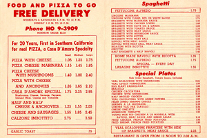 Findlay Foods Info Article A Brief History Of Take Out