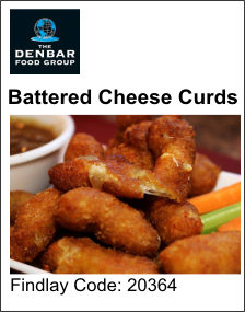 whats new denbar cheese curds